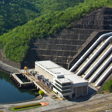 Basler Electric Power Generation Products - Hydro Dam - image