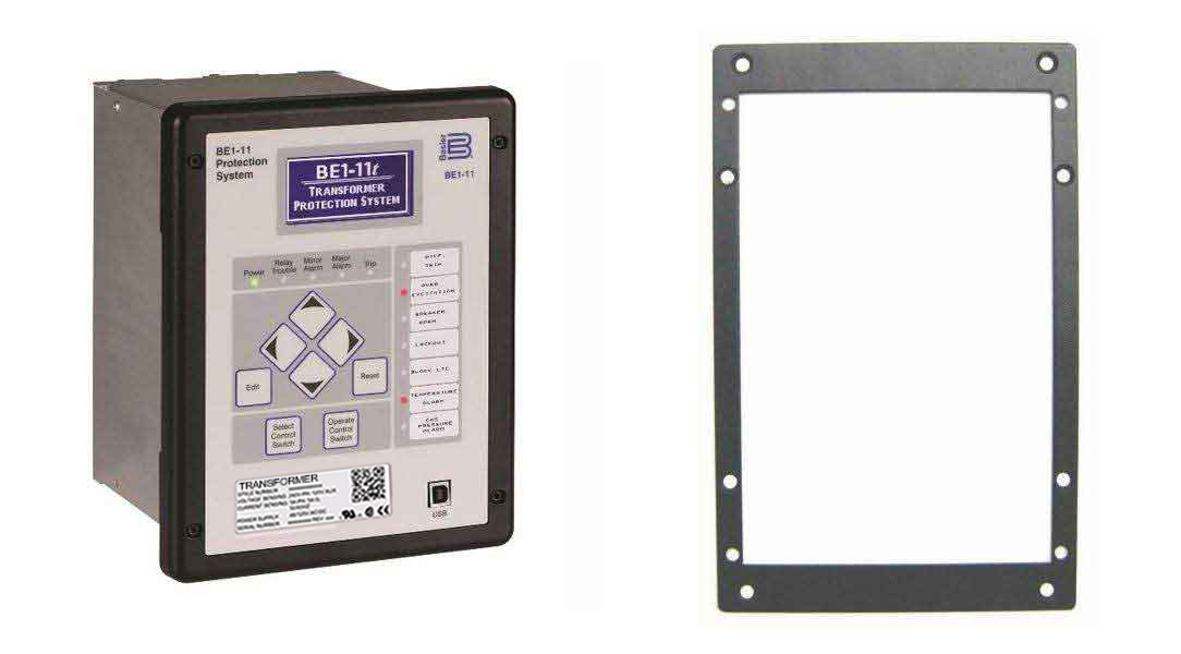 BE1-11t, Transformer Protection System - Basler Electric
