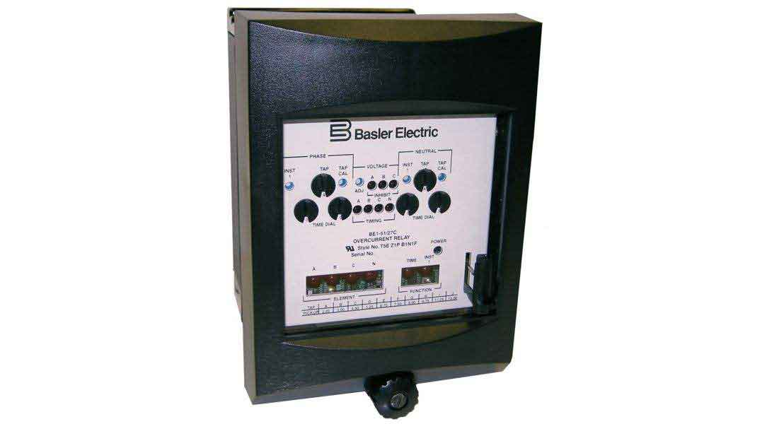 BE1-51, BE1-51/27C, BE1-51/27R, Time Overcurrent Relay